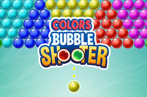 Image Colors Bubble Shooter