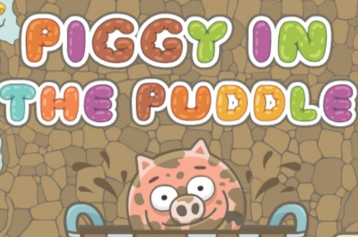 Image Piggy In The Puddle