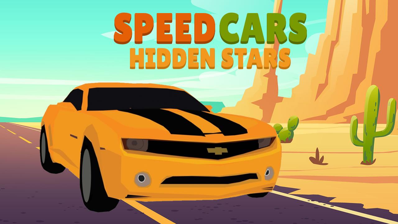 Image Speed Cars Hidden Stars