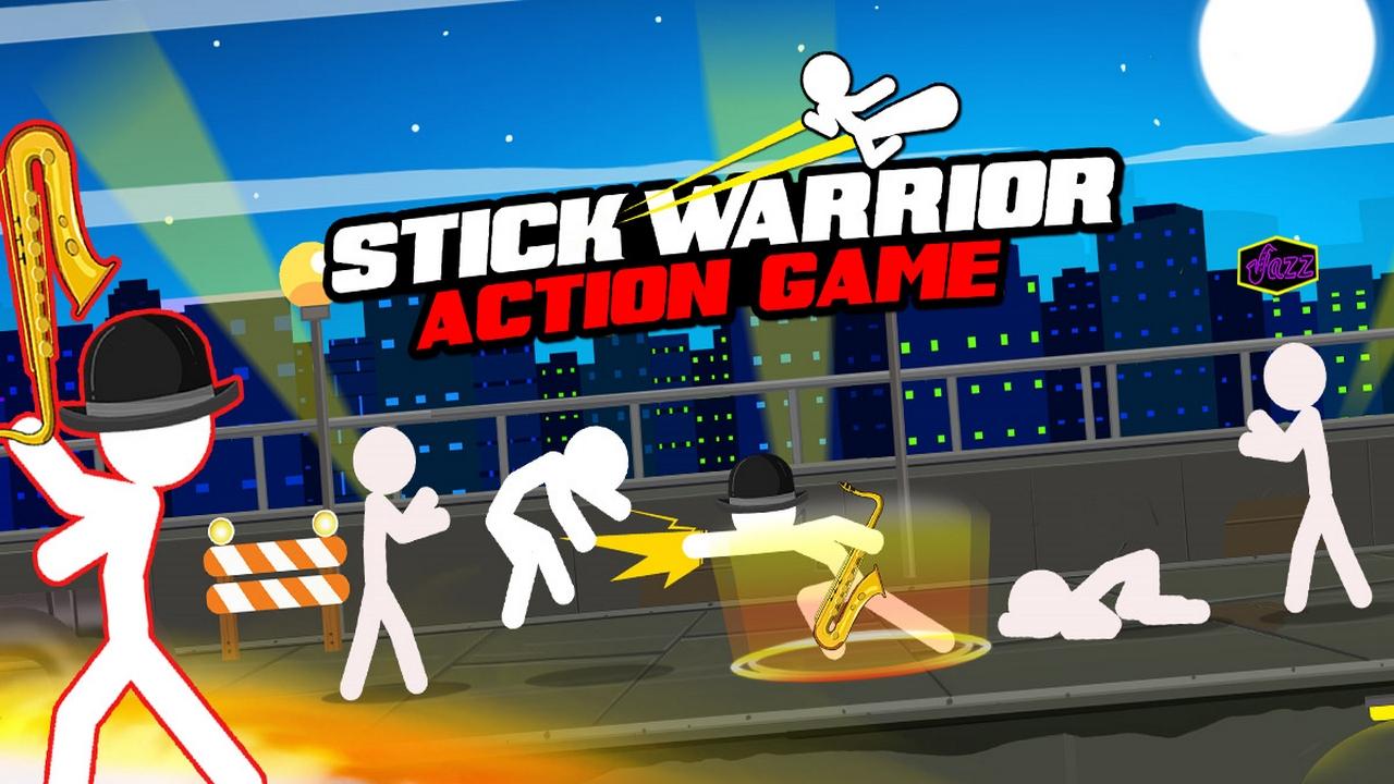 Image STICK WARRIOR ACTION GAME