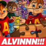 Alvinnn!!! Jigsaw Puzzle