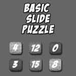 Classic Slide Puzzle