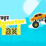 Crayz Monster Taxi