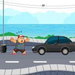Crazy Road Runner