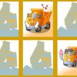 Dump Trucks Memory