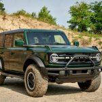 Ford Bronco 4-Door Puzzle