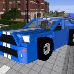 Minecraft Cars Hidden Keys