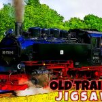 Old Trains Jigsaw