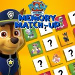 Paw Patrol Memory Match Up