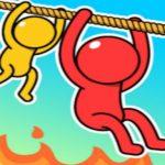 Rope Hero Rescue