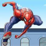 Spiderman Amazing Run