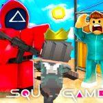 Squid Game – Green Light Red Light