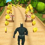 Subway Batman Runner