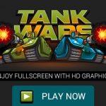 Tank Wars the Battle of Tanks, Fullscreen HD Game
