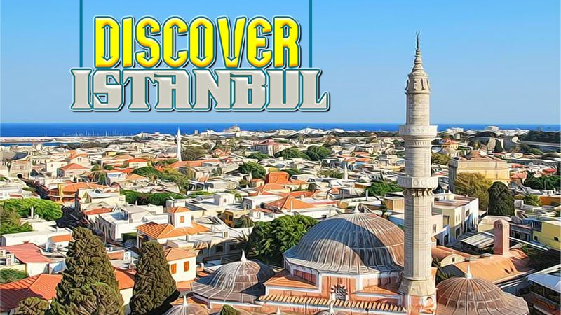 Image Discover Istanbul