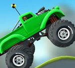 Hill Dash Car