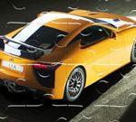 Lexus Lfa Nurburgring Package Puzzle