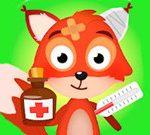 Wild Animal Hospital Vet Doctor