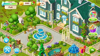 Image Solitaire Garden
